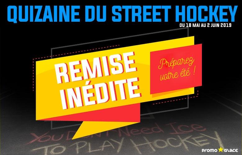 Quinzaine du street - Promoglace Hockey