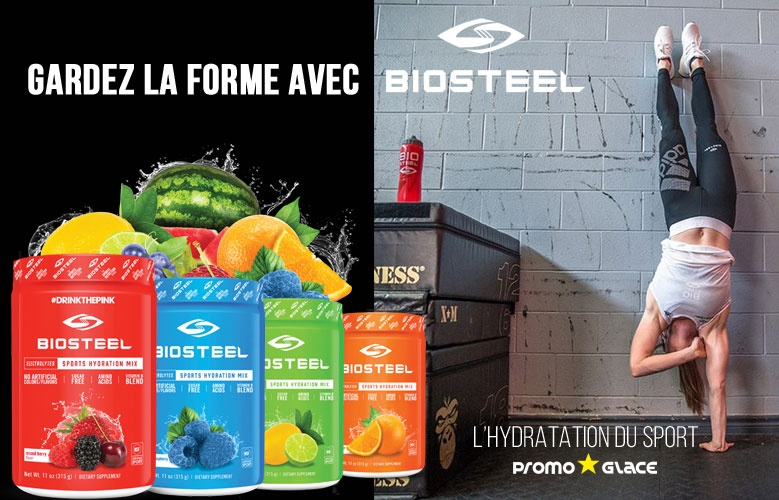 Biosteel - Promoglace Hockey