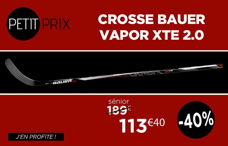 Crosse Bauer Vapor XTE 2.0 en promotion