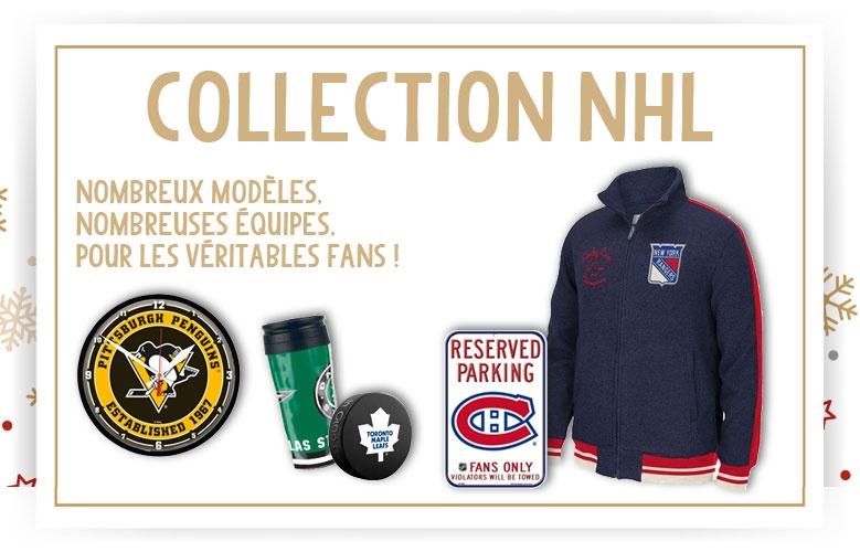 Boutique de Noel NHL Promoglace