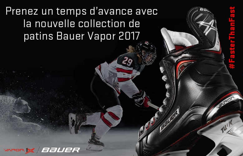 Patins Bauer Hockey Vapor 1X 2017