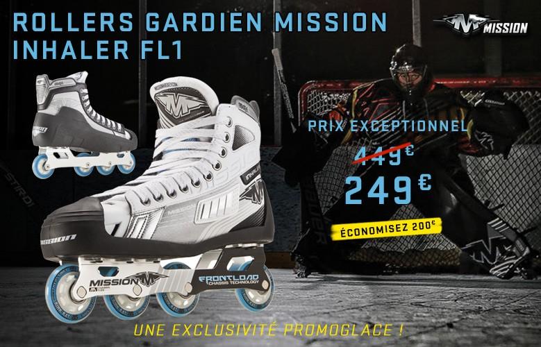 Rollers Gardien Mission FL1