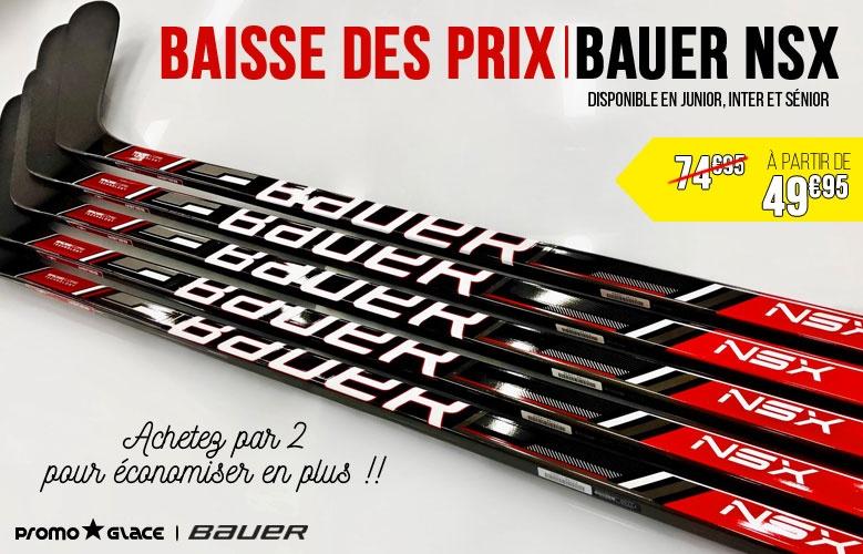 Crosse Bauer NSX - Promoglace Hockey