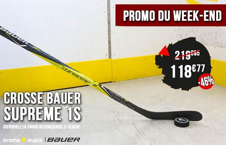 PROMOTION Crosse Bauer Supreme 1S - Promoglace Hockey