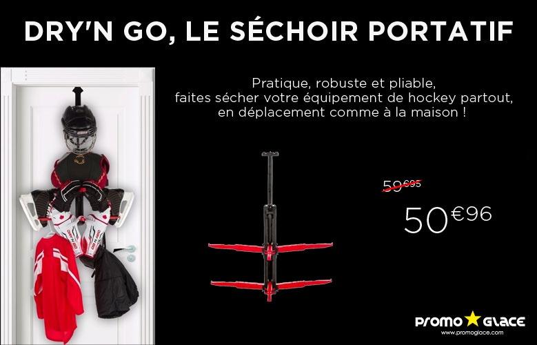 Séchoir Dry'N Go - Promoglace France