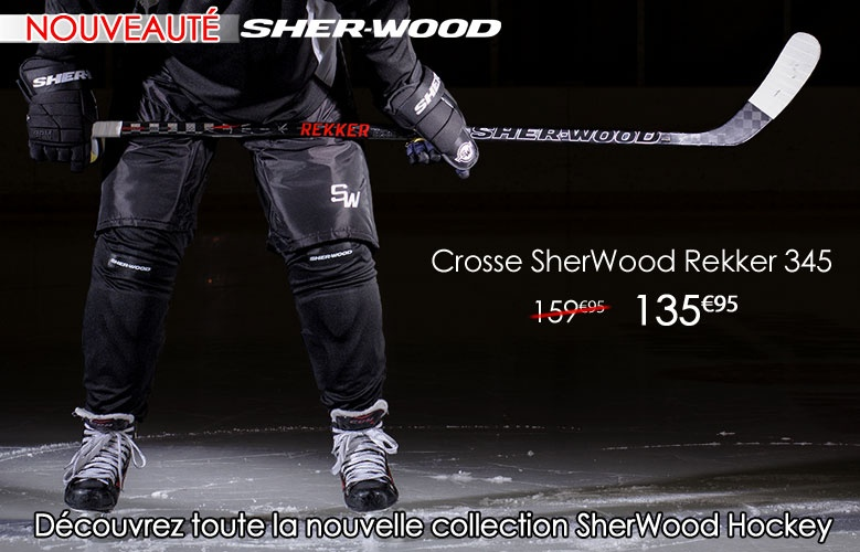 Crosse SherWood Hockey Rekker 345 - Promoglace