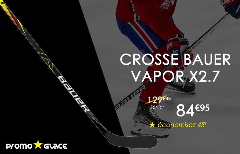 Crosse Bauer Vapor X2.7 - Promoglace Hockey