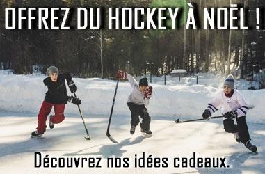 Offrez du hockey à Noel !